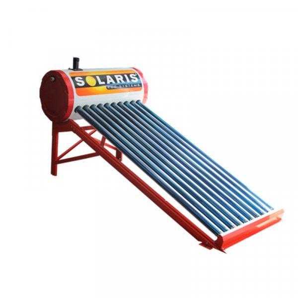 Calentador Solar A.C. 10 Tubos Sol-5810gl Solaris