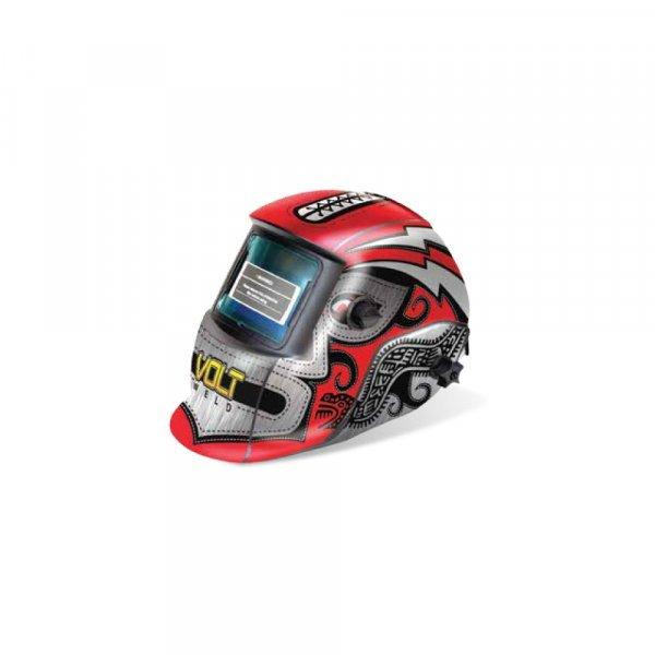 Careta Electrónica 2 Sensores Vol-Luchador