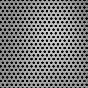 Metal perforado AC C18 R25T34 1m X 2m