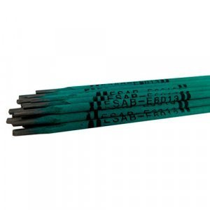 Soldadura Esab E6131440c 6013 5/32 Verde (10)
