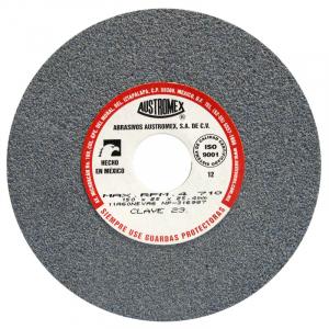 Disco piedra esmeril 6 fino #23 Austromex