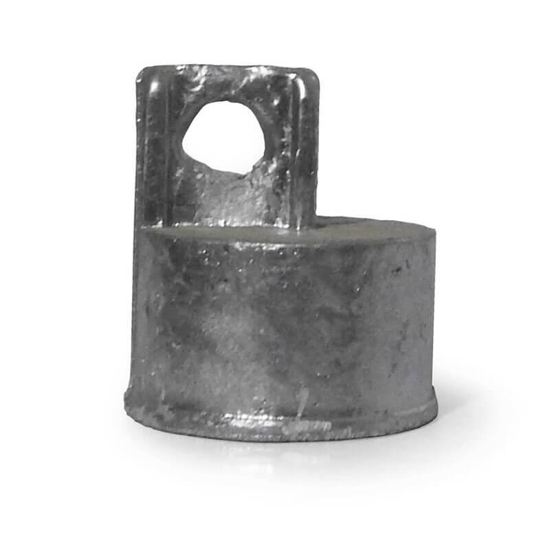 Cople De Aluminio 42mm ( 1-5/8 )