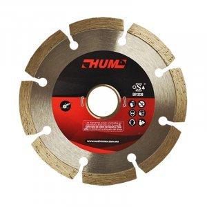 Disco corte Diamante dent. hum 4-1/2 #2555 Austromex