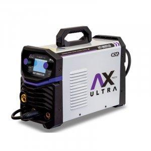 Soldadora inversor AXT-EM207LCD 200A, bi voltaje pantalla LCD
